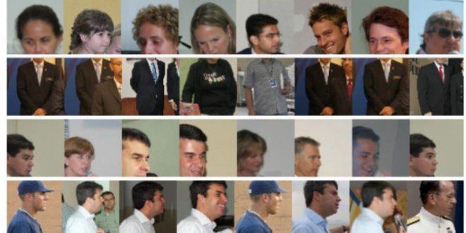 پوزلت تشخیص چهره فیسبوک