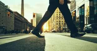 تشخیص احساسات از نوع راه رفتن