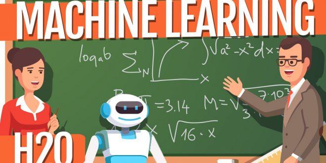 یادگیری ماشین به زبان ساده H2O