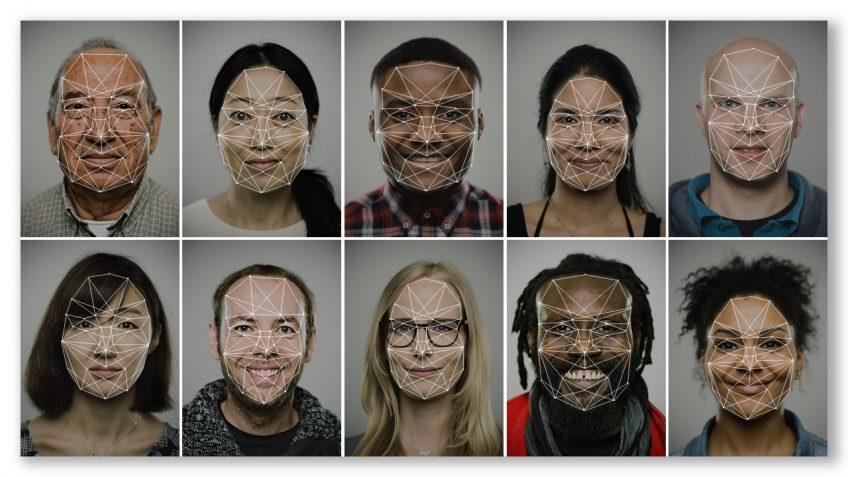 تشخیص چهره 2