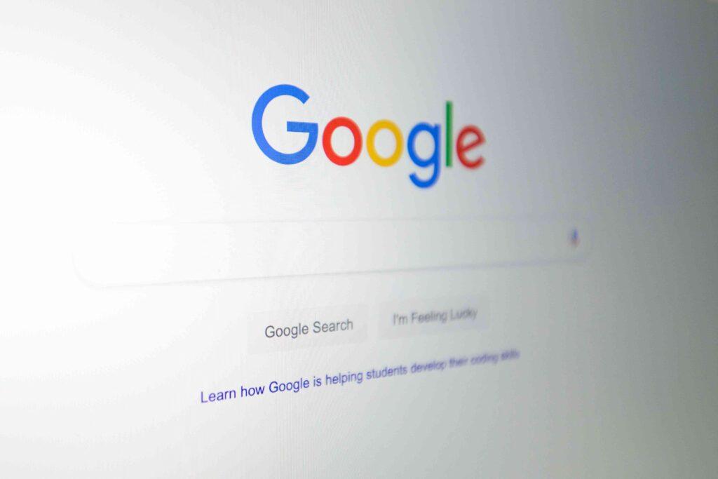 جستجو گوگل