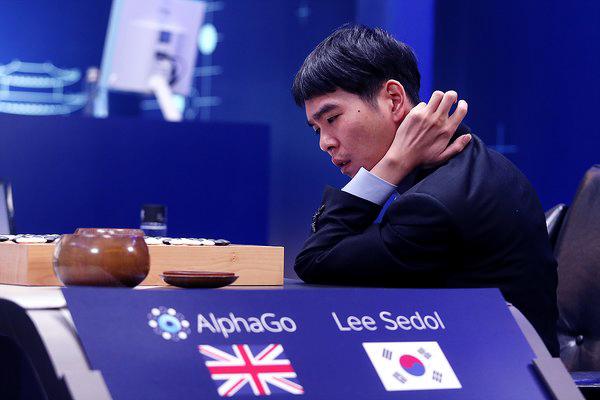 مسابقه لی سدول و AlphaGo