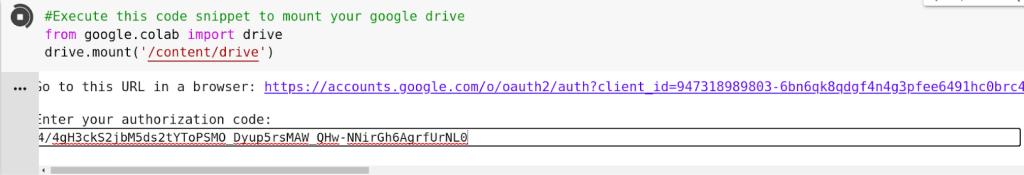 اجرا کد گوگل Colab
