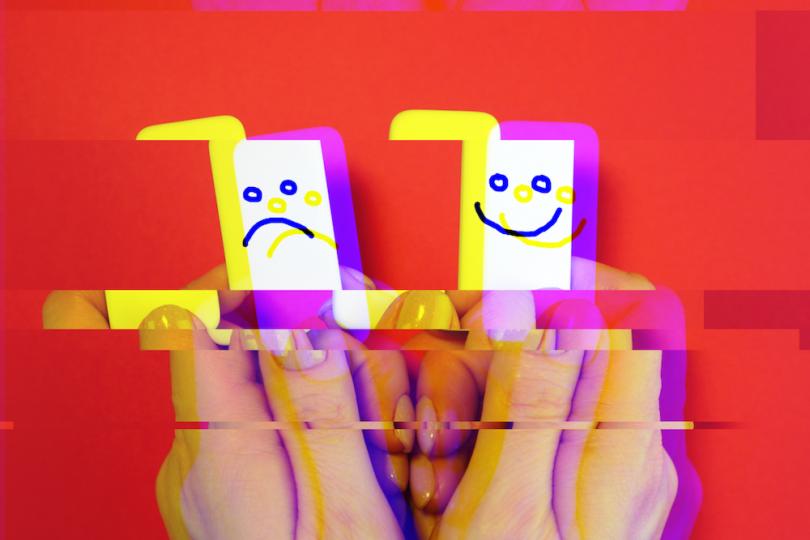 تحلیل احساسات با پردازش ویدیو