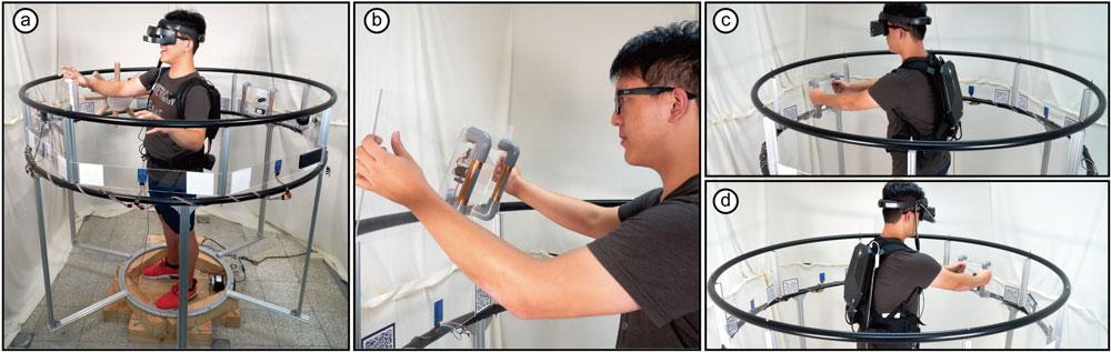 تشخیص حرکت با هوش مصنوعی NTU