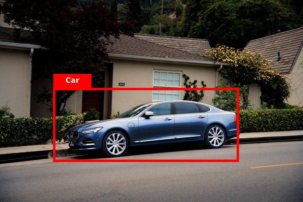 تشخیص خودرو با دوربین هوش مصنوعی