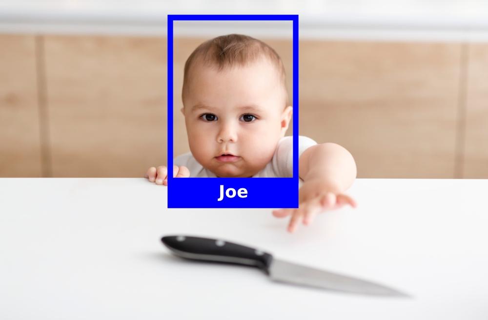 تشخیص چهره با دوربین هوش مصنوعی