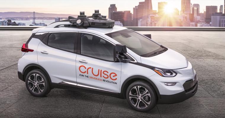 خودرو خودمختار Cruise