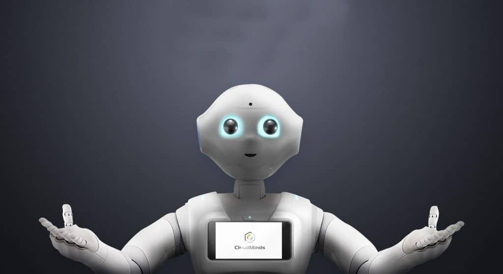 نرم افزار هوش مصنوعی کنترل ربات Cloudmines