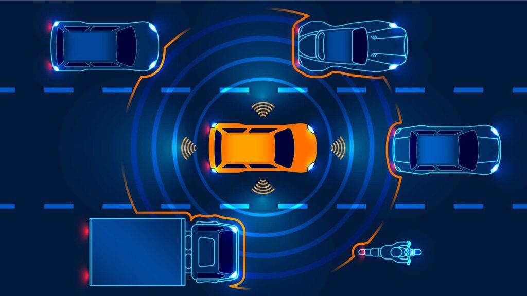 حمل و نقل هوشمند با ماشین های بدون راننده
