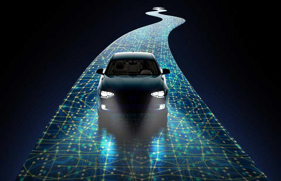 خودرو هوشمند خودران