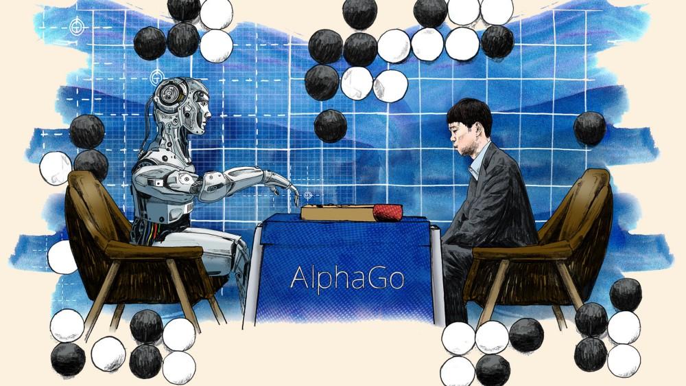 دستاورد های AlphaGo