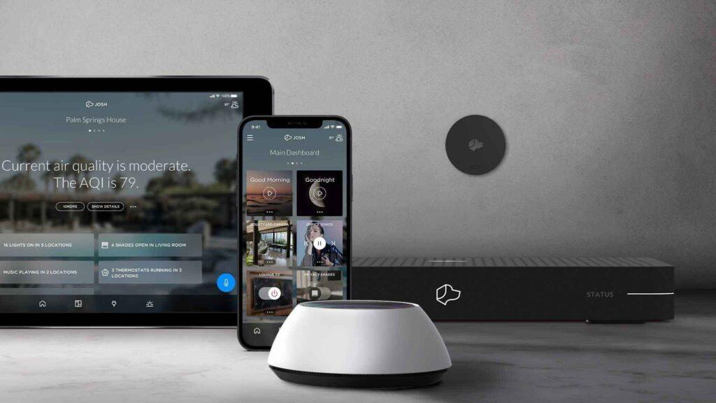 دستگاه خانه هوشمند Josh AI