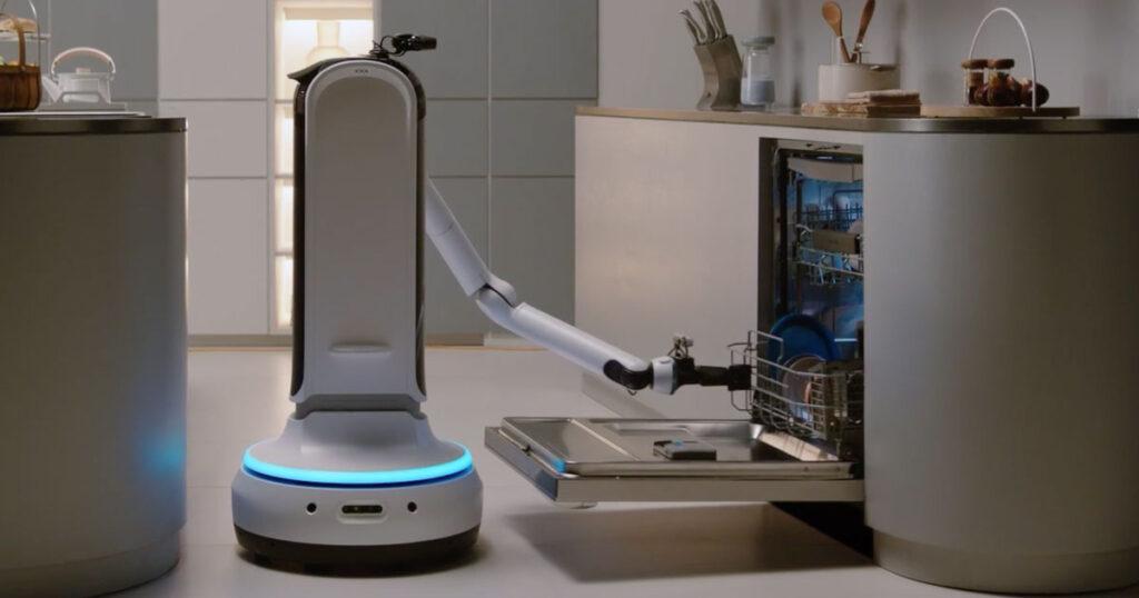 ربات دستیار خانگی