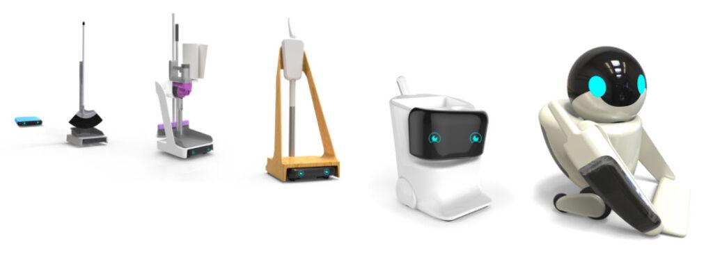 ربات های خانگی پیچیده