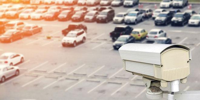 فناوری پلاک خوان در پارکینگ ها