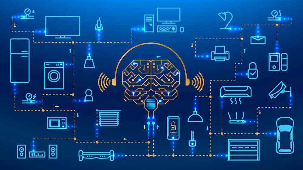 کنترل خانه هوشمند توسط هوش مصنوعی
