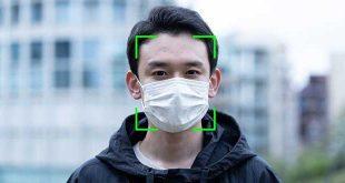 تشخیص چهره از روی ماسک