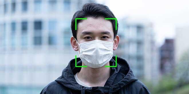 احراز هویت با تشخیص چهره حتی از روی ماسک