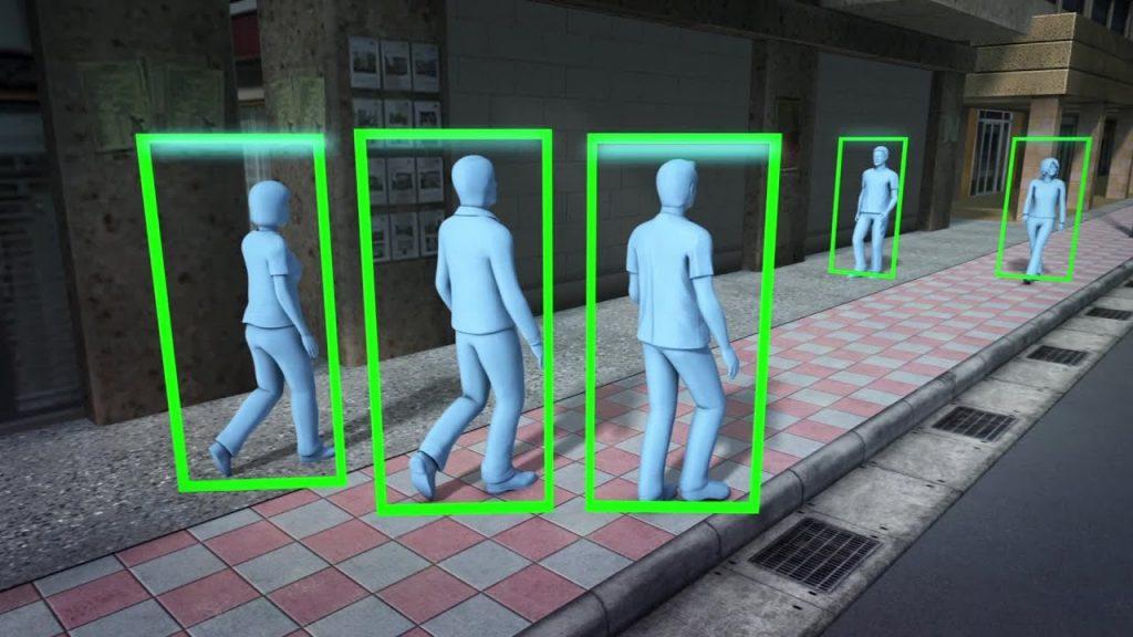 تشخیص نحوه راه رفتن با هوش مصنوعی