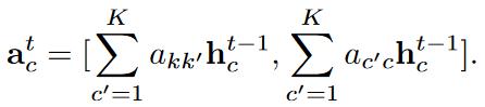فرمول محاسبه مقدار گره ها