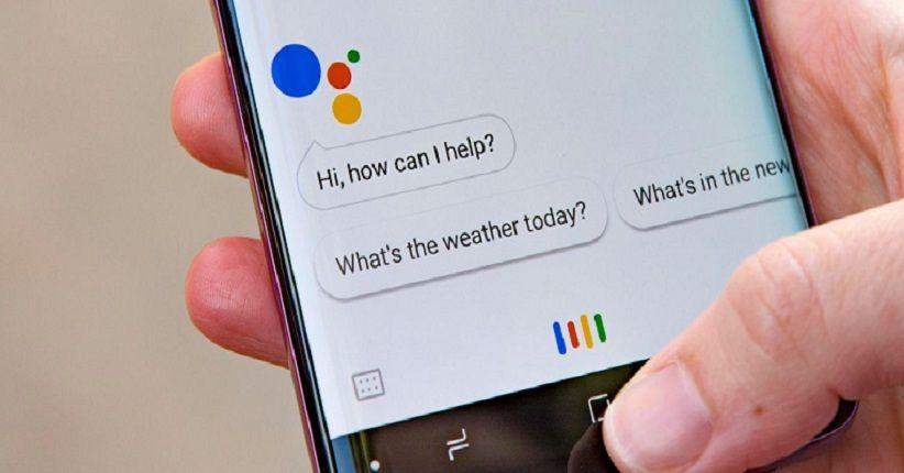 اپلیکیشن Google Assistant