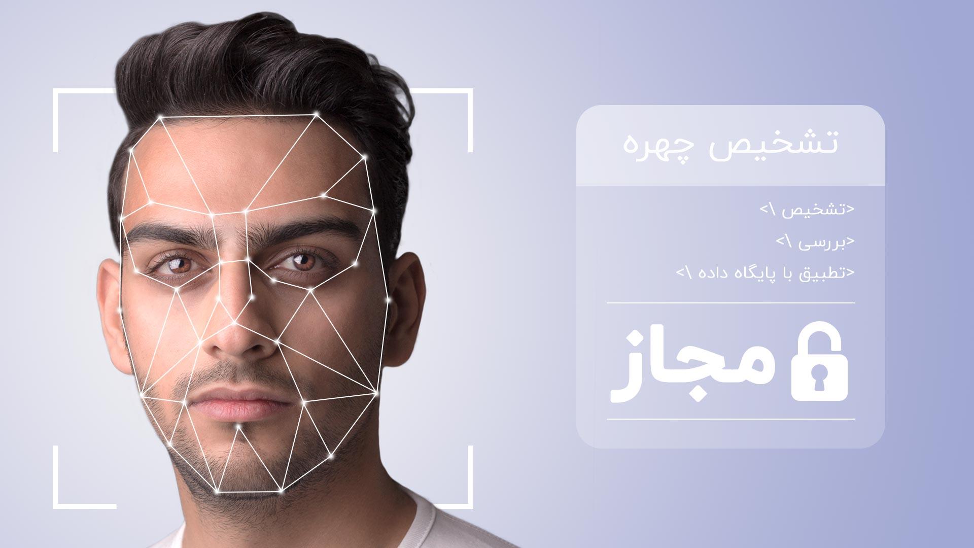 کتابخانه تشخیص چهره شرکت شهاب