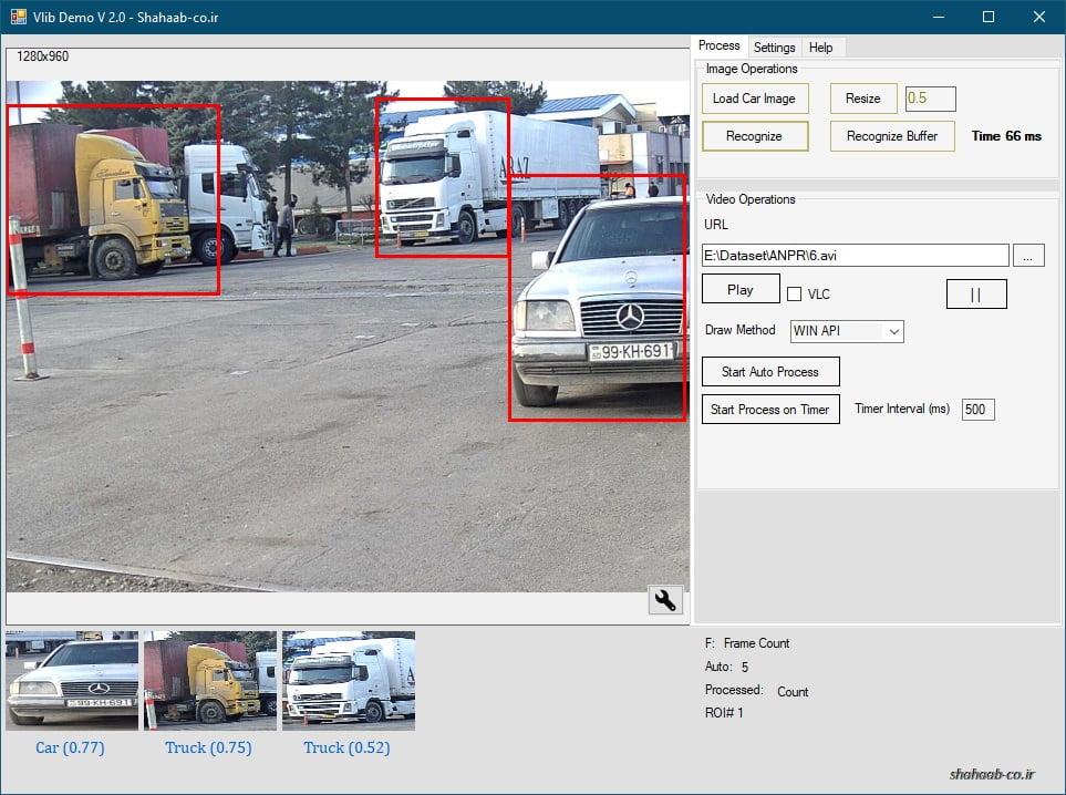 سورس کد تشخیص نوع خودرو
