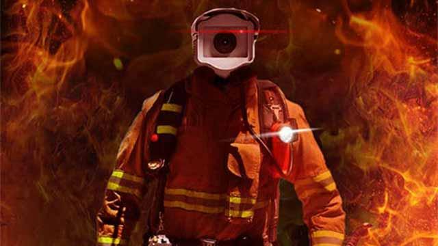 کتابخانه تشخیص آتش شهاب
