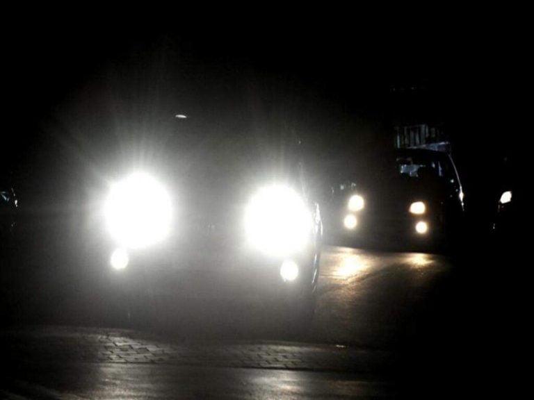 کور شدن دوربین مدار بسته با نور بالا خودرو